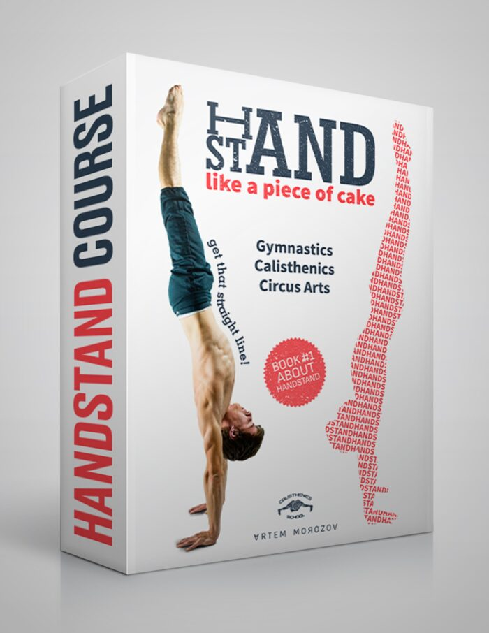 HANDSTAND from a scratch